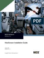 Nice Screen Installation Guide - Rev. A1