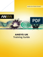 ANSYS Training Booklet[1]