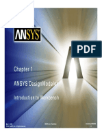 ANSYS Introduction to Workbench.pdf