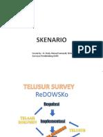 Telusur Survey Dan Skenario