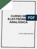 Curso de Electronica Analogica