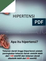 Penyuluhan Hipertensi Klinik Assalam