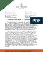 Bipartisan Concerns Re H.R. 6729