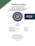 Akuntansi Manajemen SAP 10