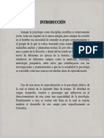 Origen de la psicología clínica a nivel mundial y en Colombia.