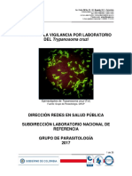 Guia Para La Vigilancia Por Laboratorio de Trypanosoma Cruzi
