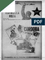 Estrella Roja n 01. 1971 Abril