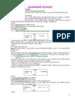Grammar Review (Thi Cao Hoc 2006)