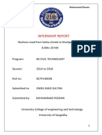 Final Year Project Report 2018