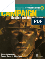 Campaign - English for the Military - Level 1 S