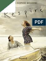 Respire - Brasme Anne-Sophie