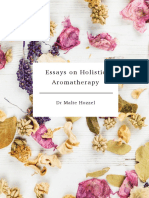eBook Essays on Holistic Aromatherapy Dr Malte Hozzel