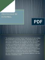 Manual de Protocolo de Estambul