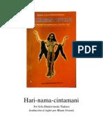Harinama-Cintamani (editado)