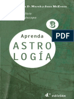 Aprenda Astrologia Vol 3, Marion D. March y Joan McEvers