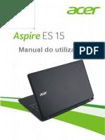 Acer ES1 572 52M5 Manual