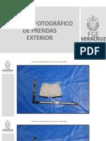 Registro fotográfico 5 de prendas halladas en las fosas de Veracruz