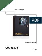 KT-400 Installation Manual DN1726-1003 En