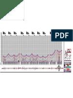 AP 8 to 9 Rail Crossing Profile-model