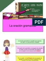 Elementos Variables e Invariables de La Oración Gramatical