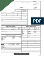 Beto O'Rourke DWI Arrest - Police Report