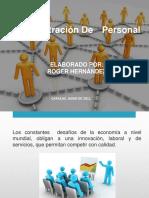 Direccion de Personal