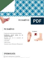 Pie Diabético Marigel Infectología
