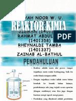 Reaktor Kimia
