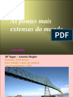 Pontes Mai Sex Tens as Do Mundo