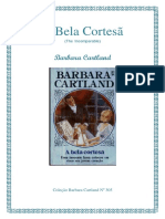 Barbara Cartland - A Bela Cortesã