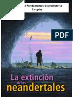 07008113 Wong (Optativo) - La Extinción de Los Neandertales