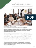 21-10-2017-Convoca Gobernadora Pavlovich a mejorar trámites para iniciar empresas - SDPnoticias