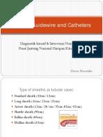 sheath guidewire dan catheters.pptx
