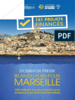 Retrouvez en détail le bilan du Plan pour Marseille