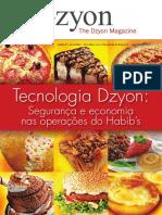 EZyon 8 Fast Food Tecnologico Habibs
