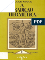 Evola Julius - A Tradição Hermética