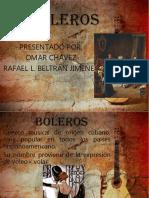 Expocicion Boleros