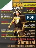Revista Artes Marciales Cinturon Negro Noviembre 2013
