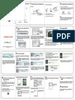 Guia Configuración Rapida FI9828P Español