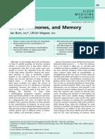 Sleep Hormones (ARTICULO 2)