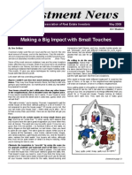 Newsletter - May 2008