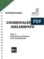Norma Internacional_Coordinacion del Aislamiento.pdf
