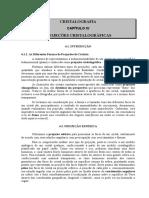 projecao estereográfica - Cristalografia.pdf