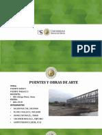 Informe de Puentes Patapo y Tablazos