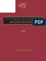 Milton Friedman - William Ruger