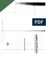 ARNOUX - Análisis Del Discurso. Modos de Abordar Materiales de Archivo. (ENTERO)