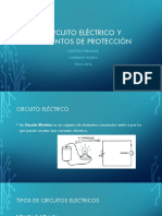 Circuito Eléctrico y Elementos de Protección