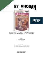 P-082 - Xeque-Mate Universo - Kurt Mahr.doc
