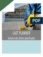 Last Planner