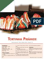 Tortinha Piramide